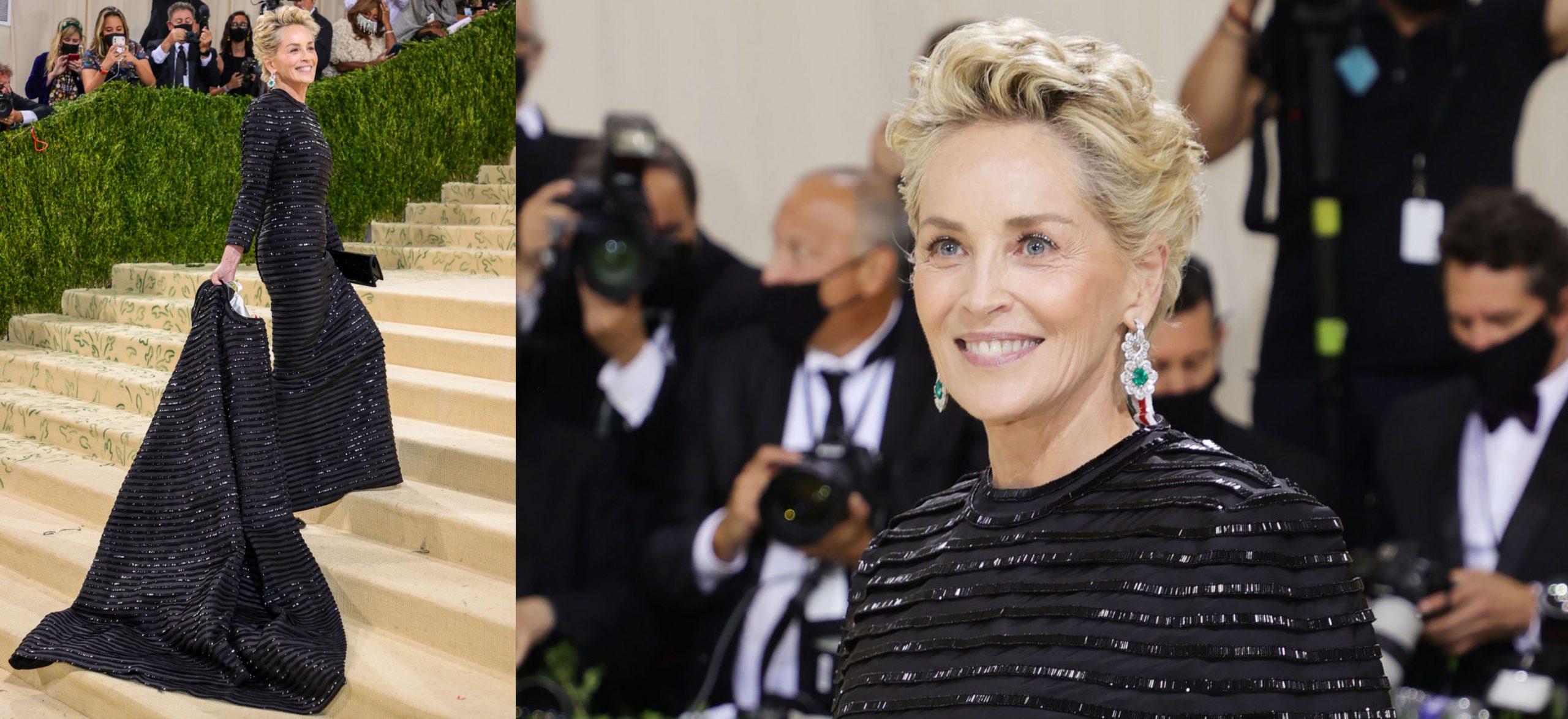 Sharon Stone jewellery