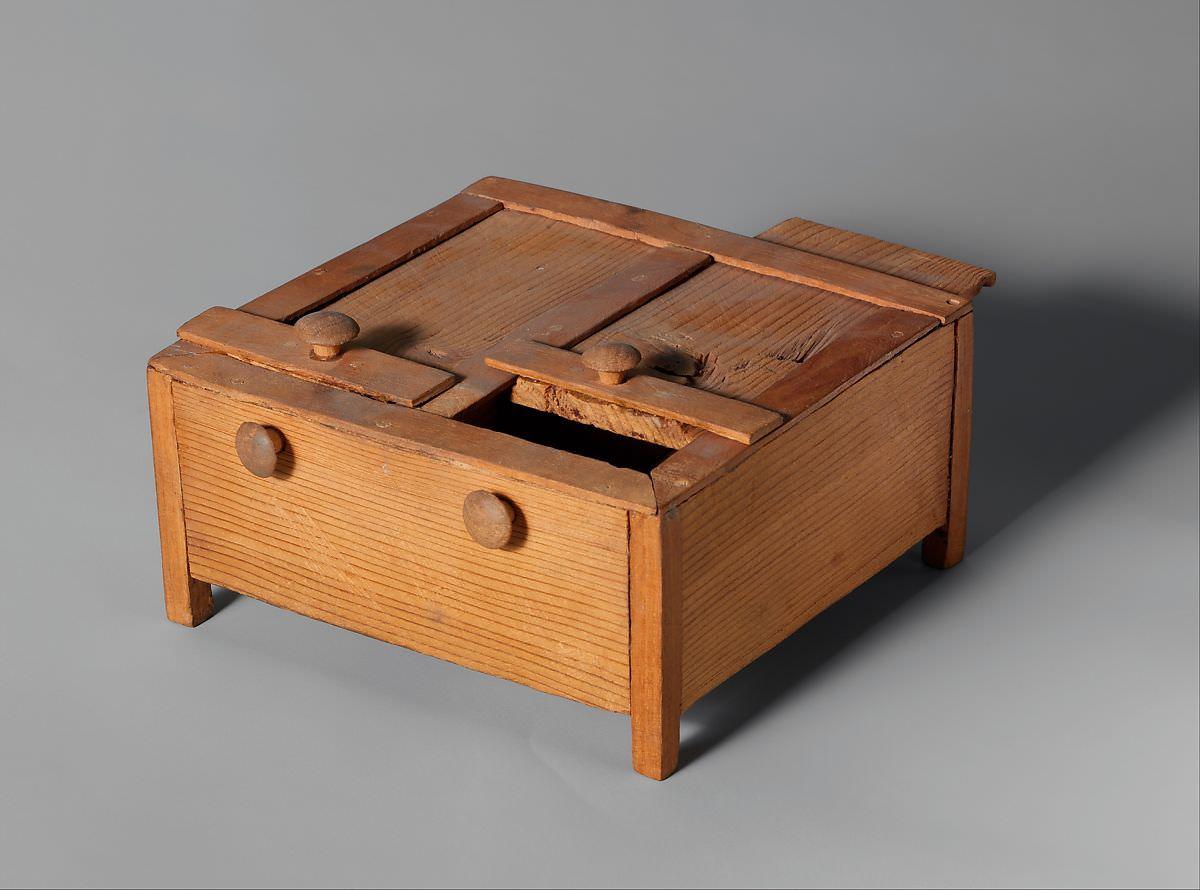 Jewellery box, circa 1492–1473 BC