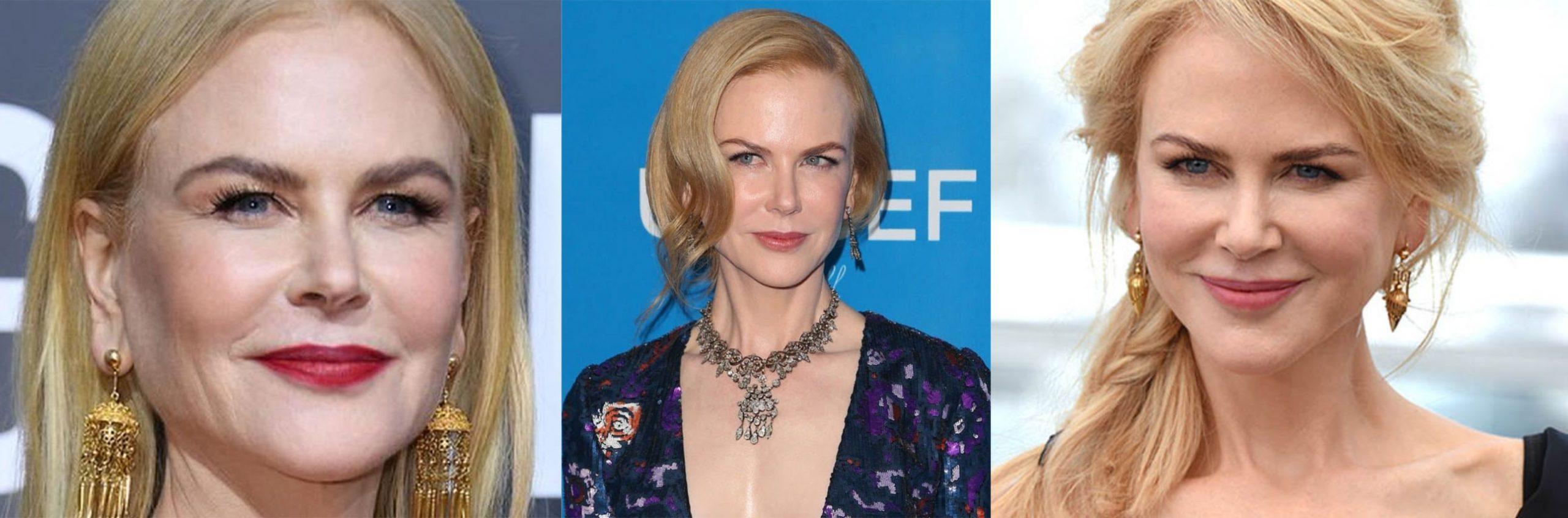 Nicole Kidman vintage jewellery