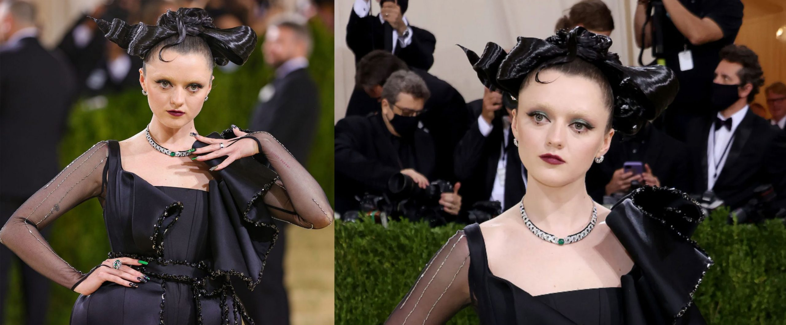 Maisie Williams jewellery