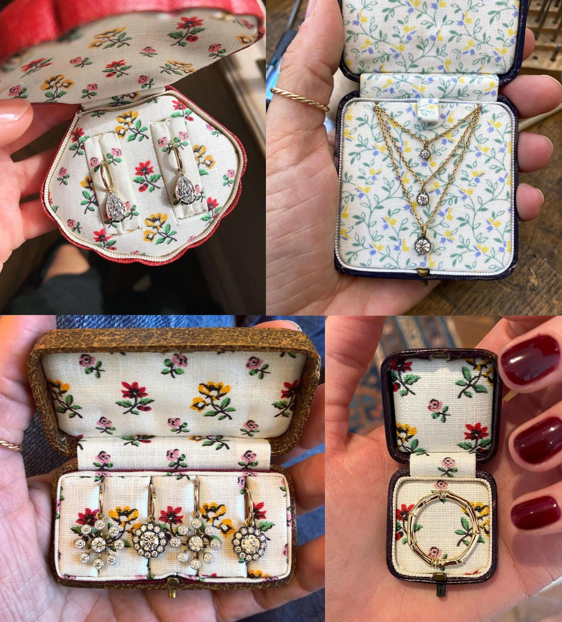 Jess McCormack's bespoke jewellery boxes