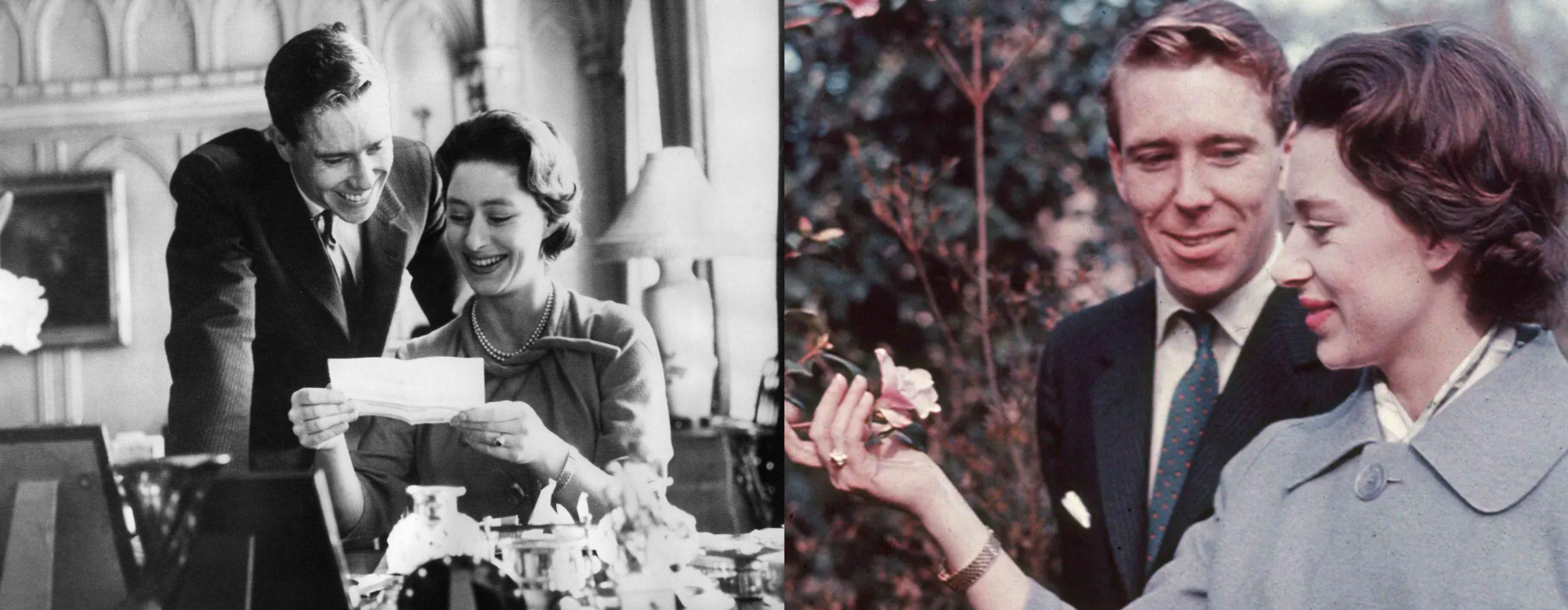 Princess Margaret engagement ring